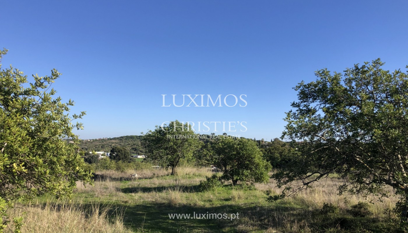 Parcelle avec viabilité de construction, Quarteira, Algarve_157422