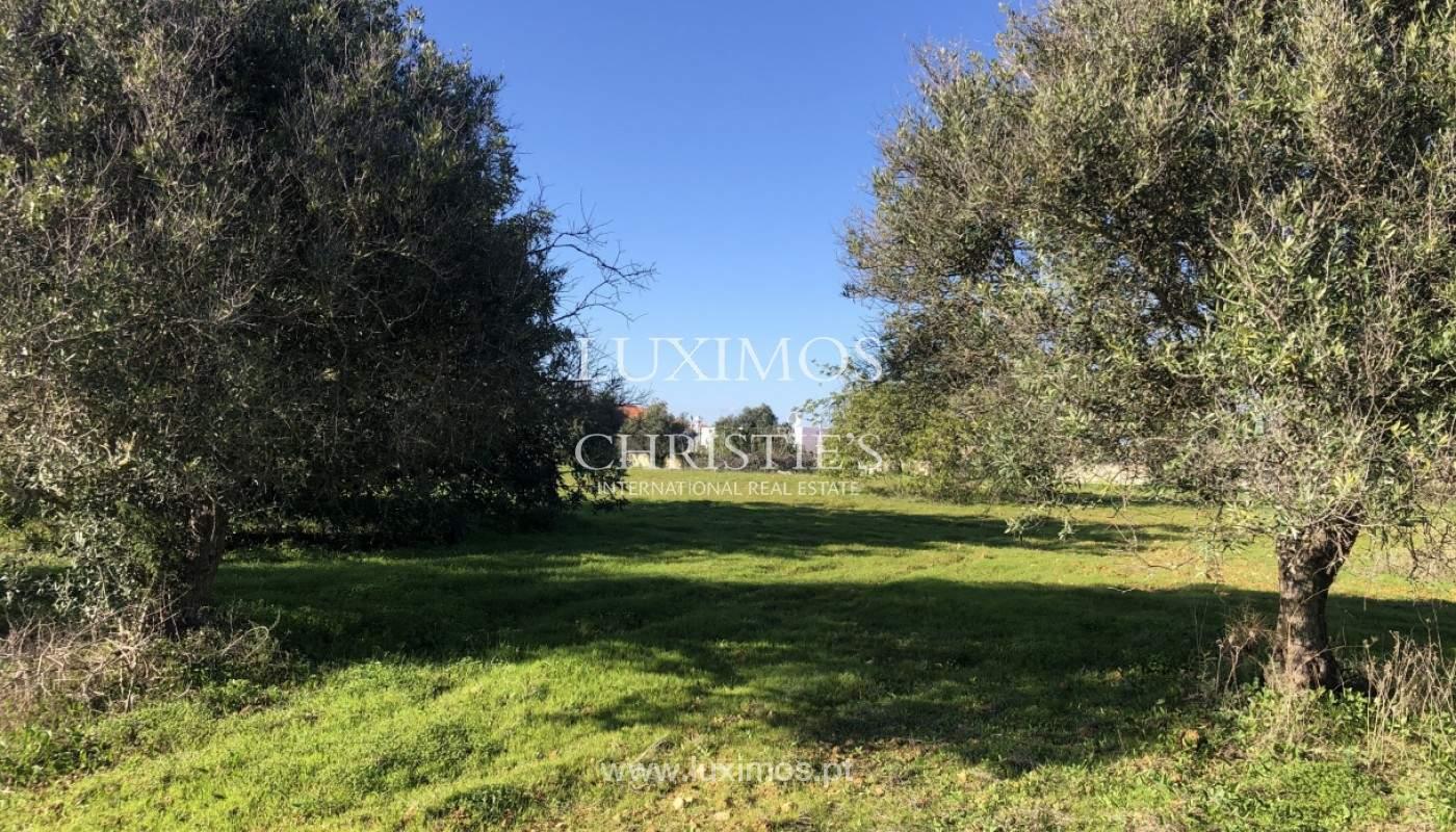 Parcelle avec viabilité de construction, Quarteira, Algarve_157423