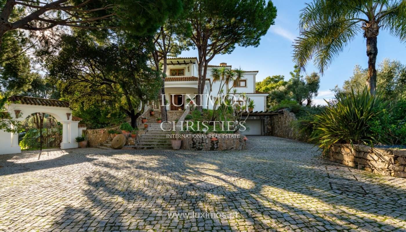 Wonderful Villa with artificial beach, close to Quinta do Lago, Algarve._157429