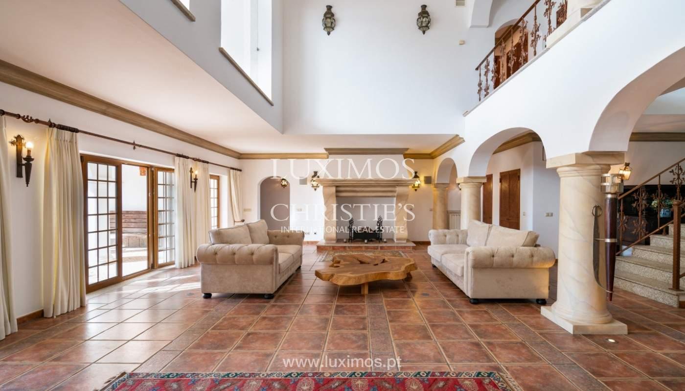 Wonderful Villa with artificial beach, close to Quinta do Lago, Algarve._157430