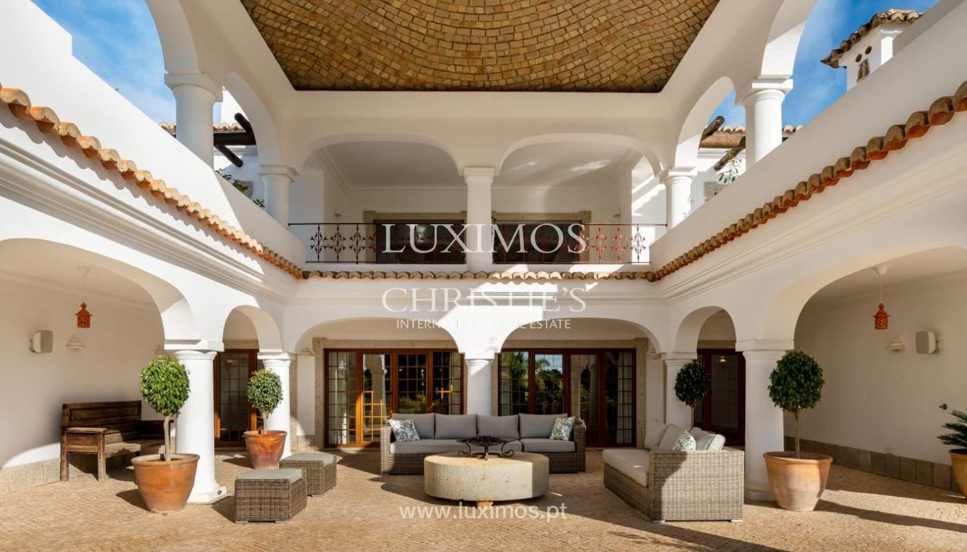 Maison magnifique avec plage artificielle, Quinta do Lago, Algarve_157431