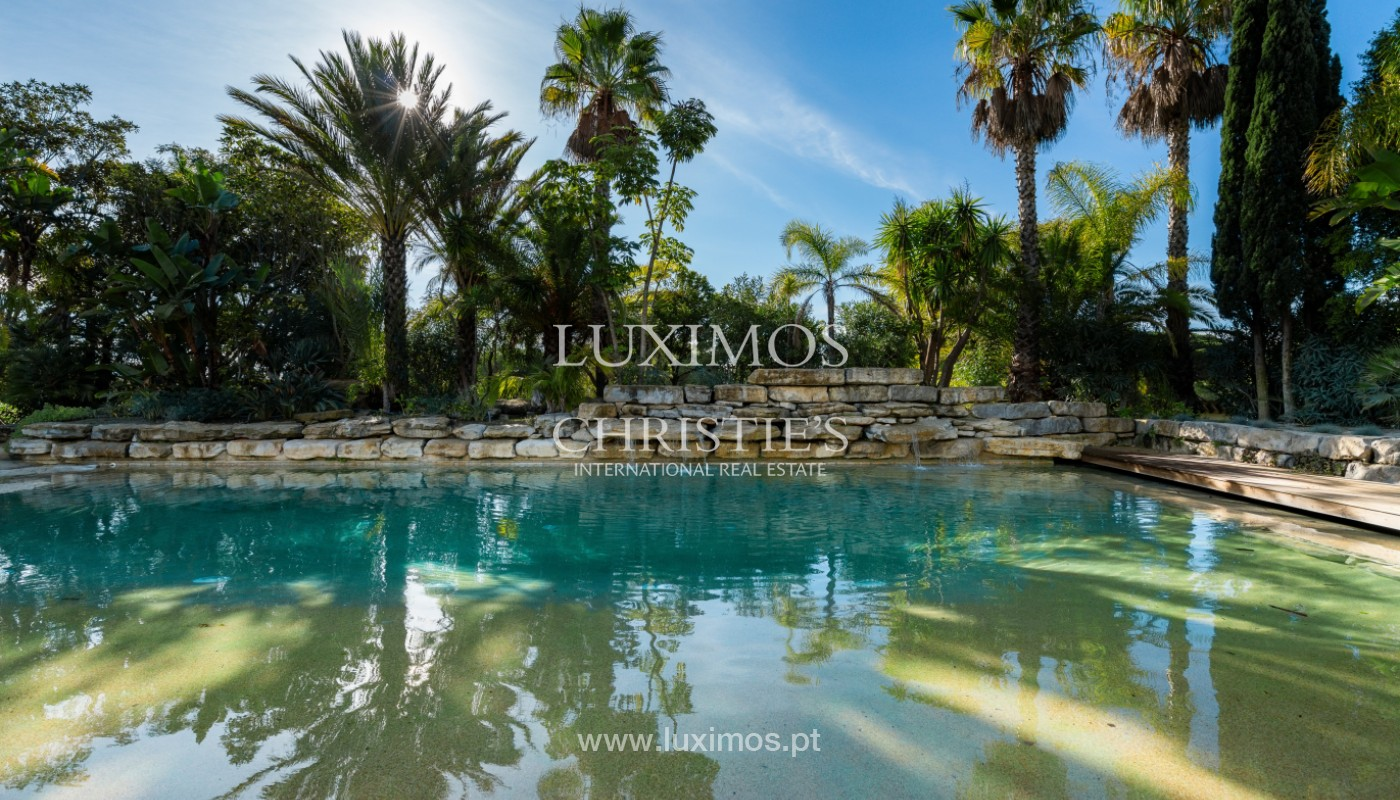 Wonderful Villa with artificial beach, close to Quinta do Lago, Algarve._157435