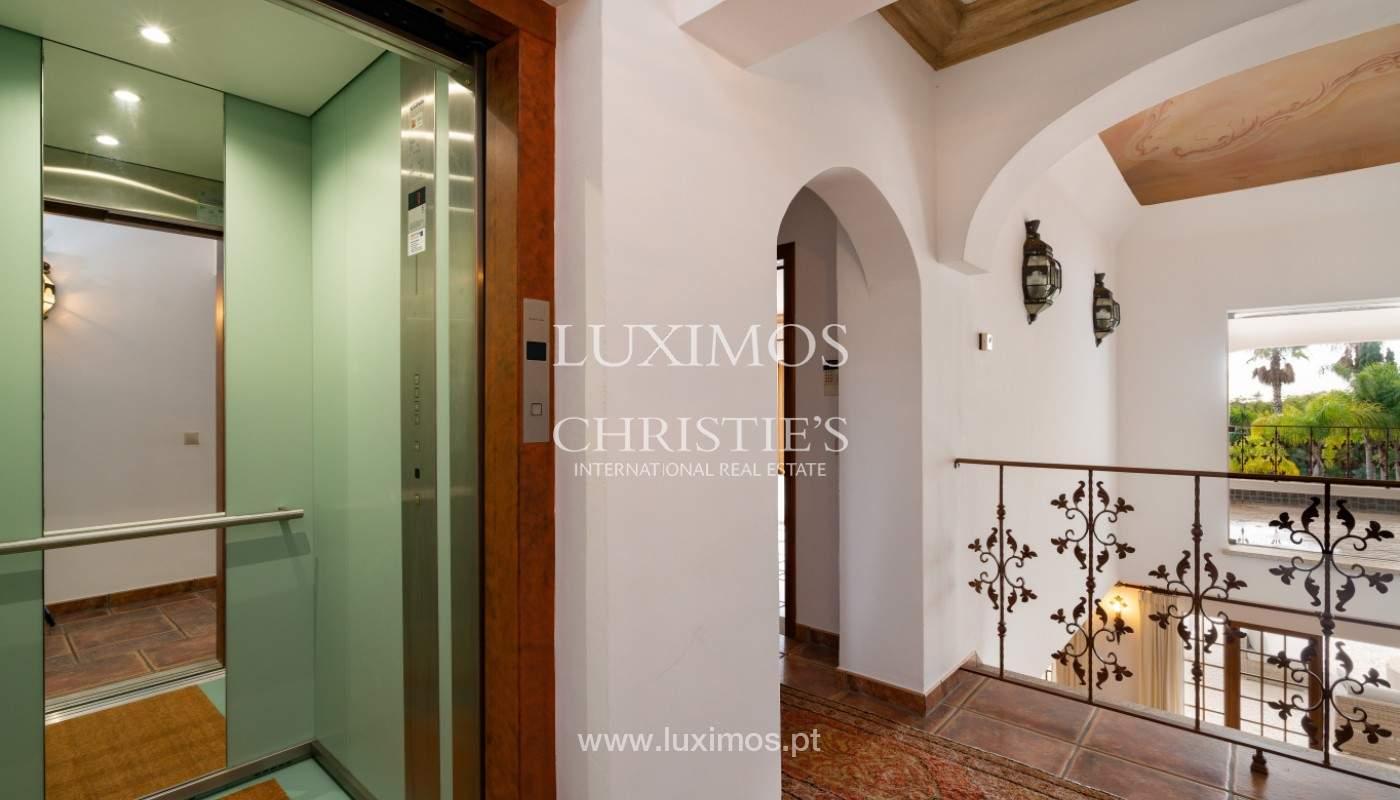 Wonderful Villa with artificial beach, close to Quinta do Lago, Algarve._157437