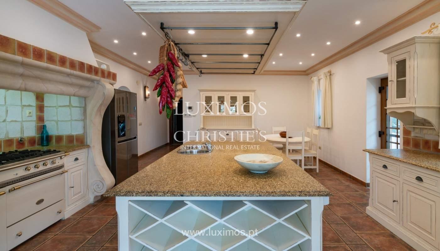Wonderful Villa with artificial beach, close to Quinta do Lago, Algarve._157438