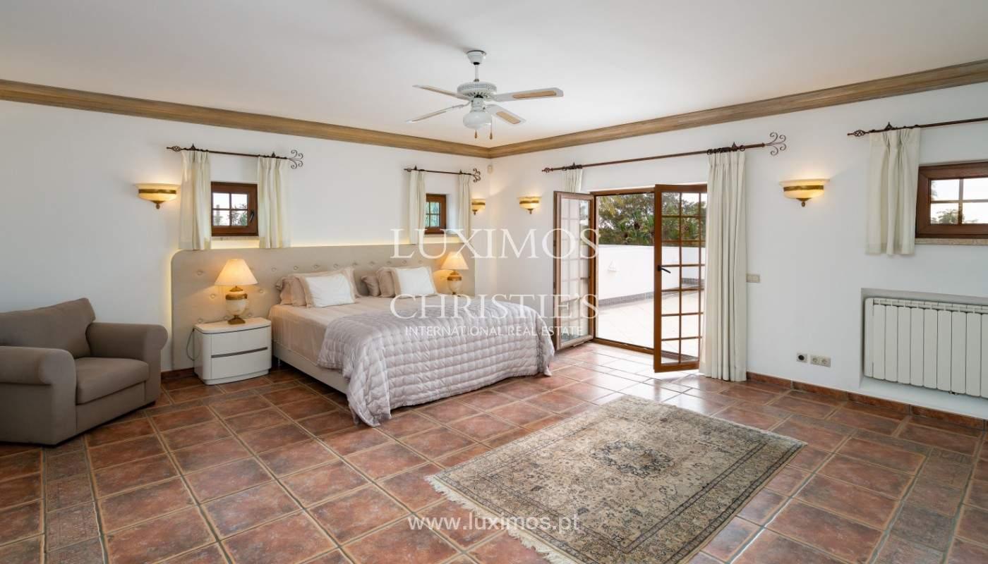 Wonderful Villa with artificial beach, close to Quinta do Lago, Algarve._157440