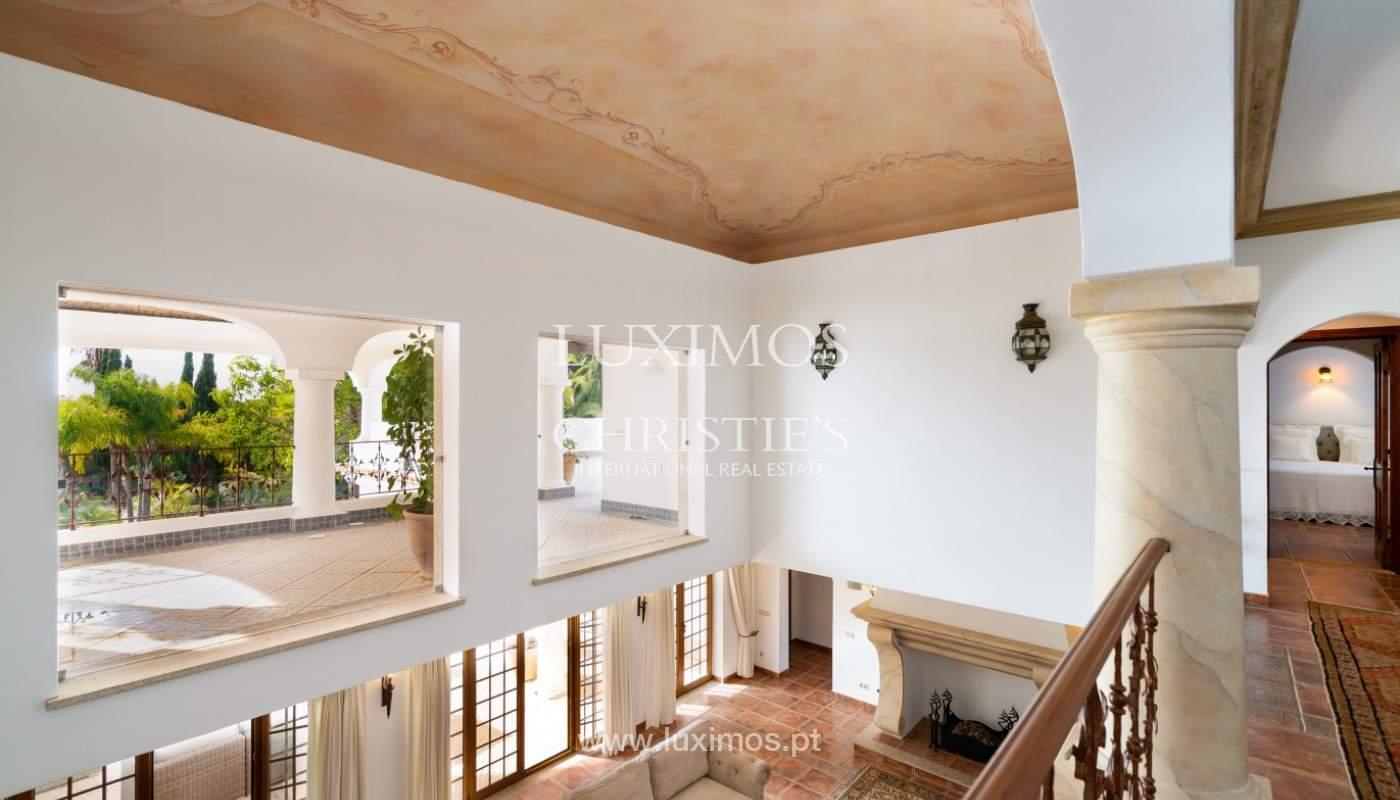 Wonderful Villa with artificial beach, close to Quinta do Lago, Algarve._157442