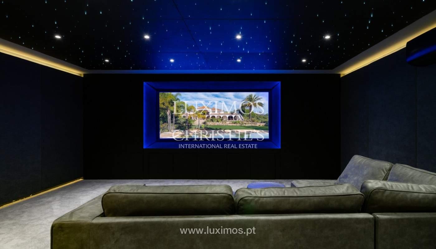 Wonderful Villa with artificial beach, close to Quinta do Lago, Algarve._157443