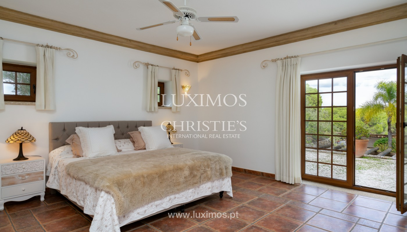 Wonderful Villa with artificial beach, close to Quinta do Lago, Algarve._157444