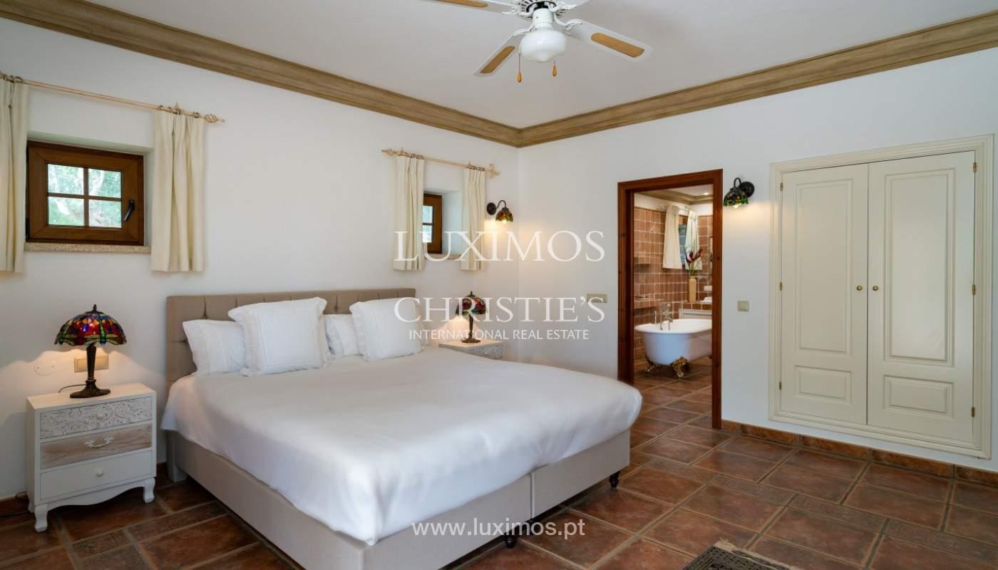 Wonderful Villa with artificial beach, close to Quinta do Lago, Algarve._157445