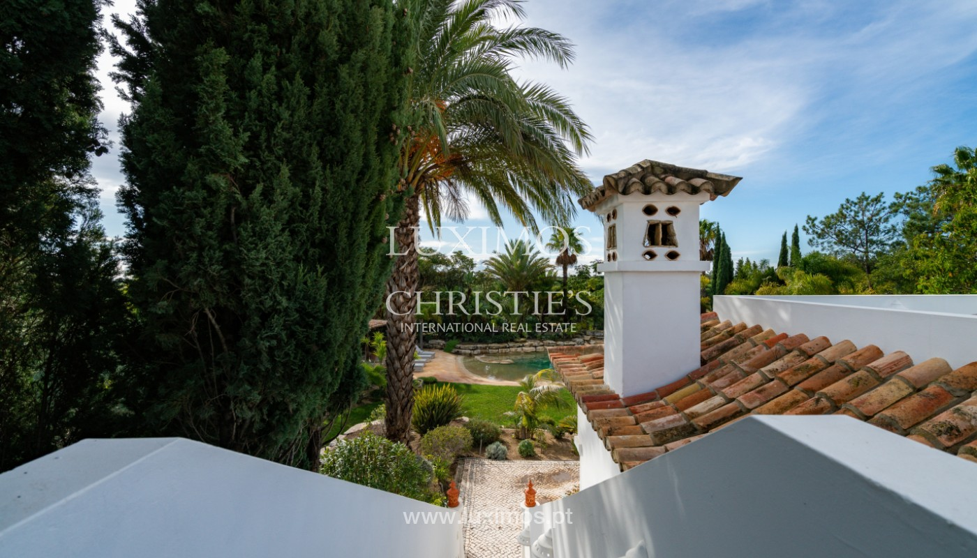 Wonderful Villa with artificial beach, close to Quinta do Lago, Algarve._157450