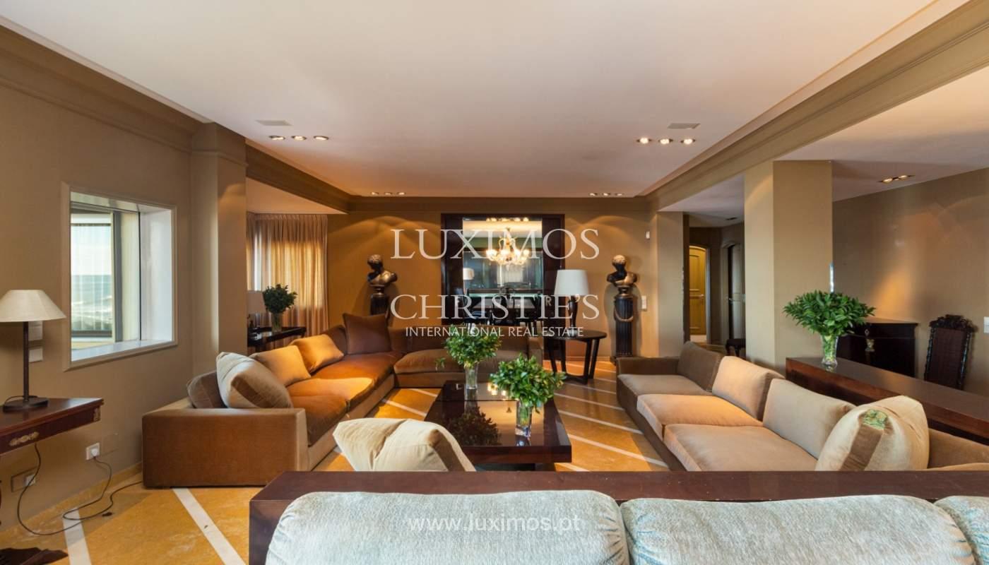 Luxury Apartment on 1.st line of sea, for sale, Foz, Porto, Portugal_157457