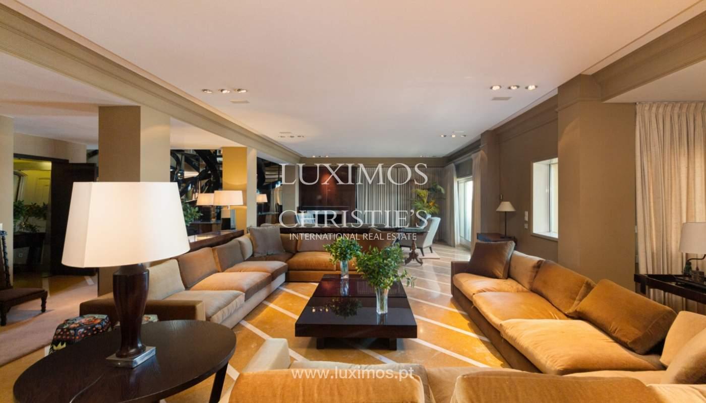 Luxury Apartment on 1.st line of sea, for sale, Foz, Porto, Portugal_157459