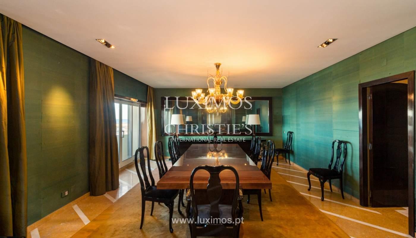Apartamento de lujo en primera línea de mar, en venta, Foz, Porto, Portugal_157460