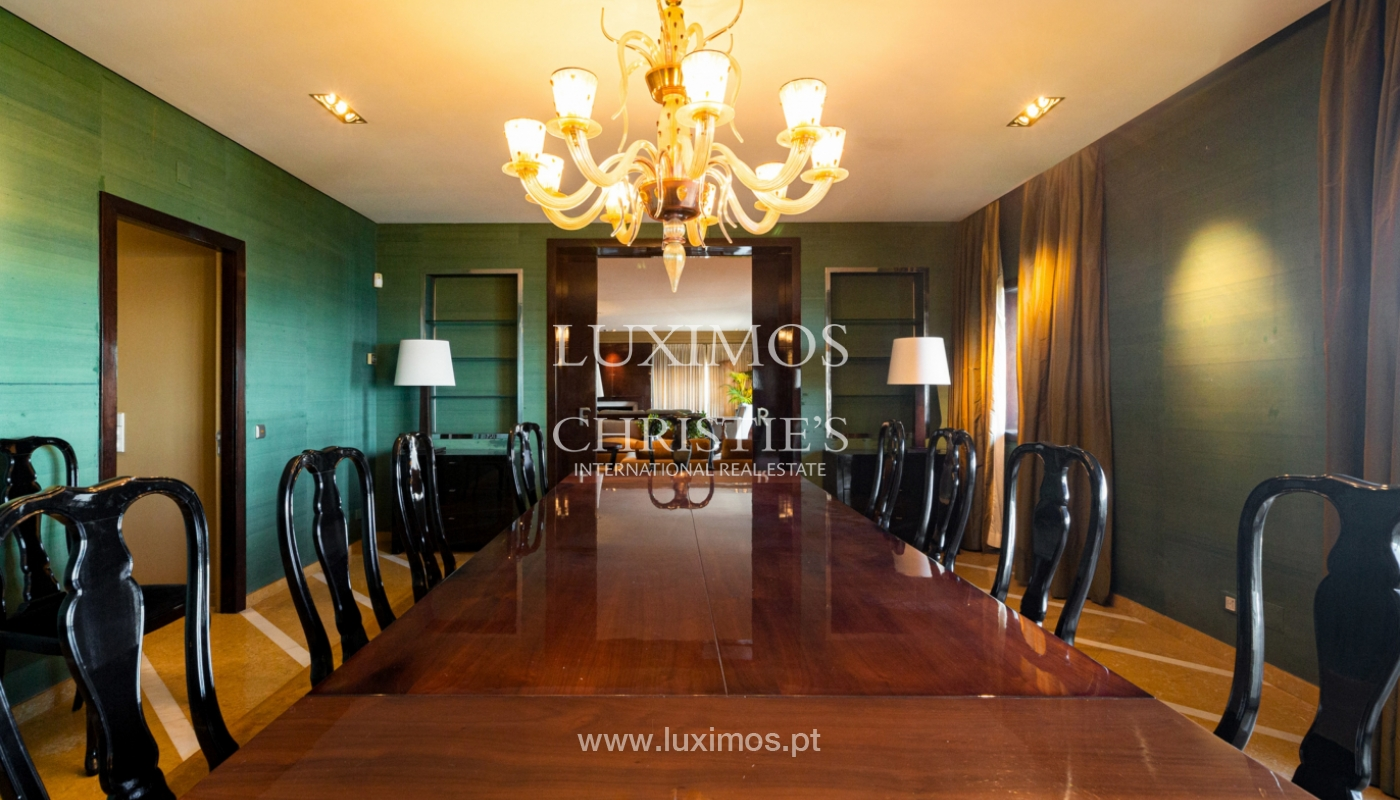 Apartamento de lujo en primera línea de mar, en venta, Foz, Porto, Portugal_157461