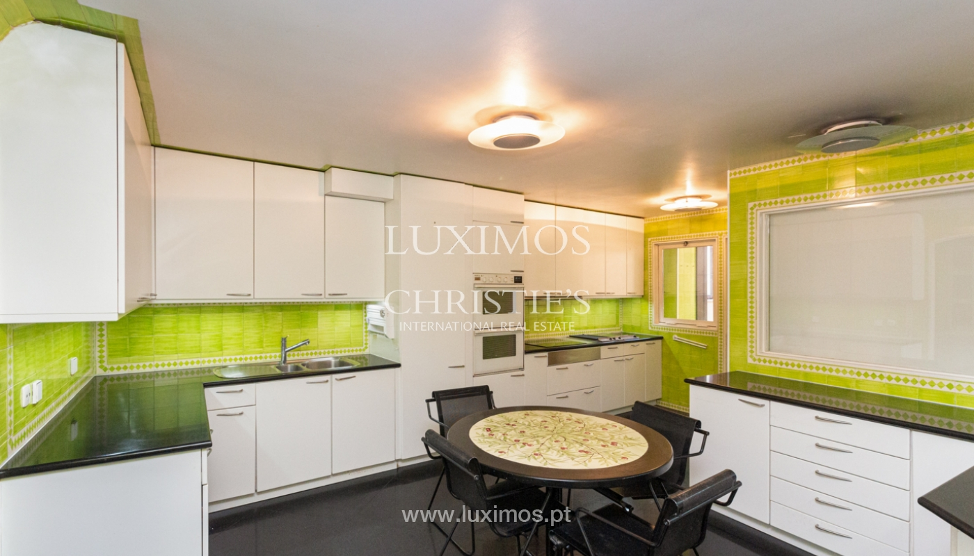 Apartamento de lujo en primera línea de mar, en venta, Foz, Porto, Portugal_157464
