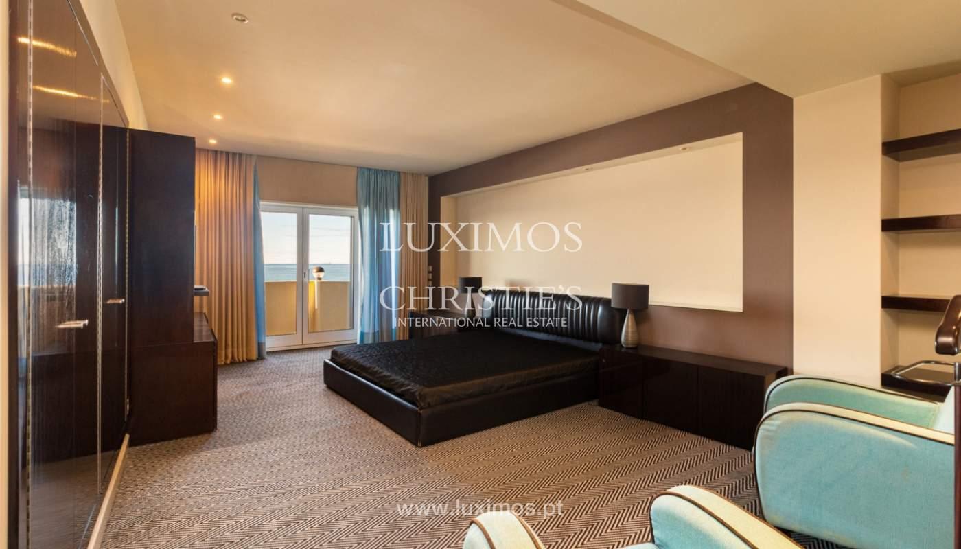 Apartamento de lujo en primera línea de mar, en venta, Foz, Porto, Portugal_157465
