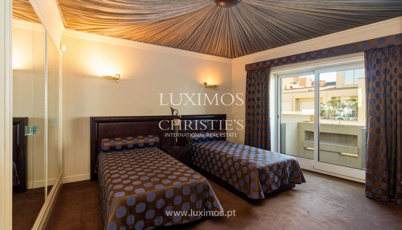 Apartamento de lujo en primera línea de mar, en venta, Foz, Porto, Portugal_157471