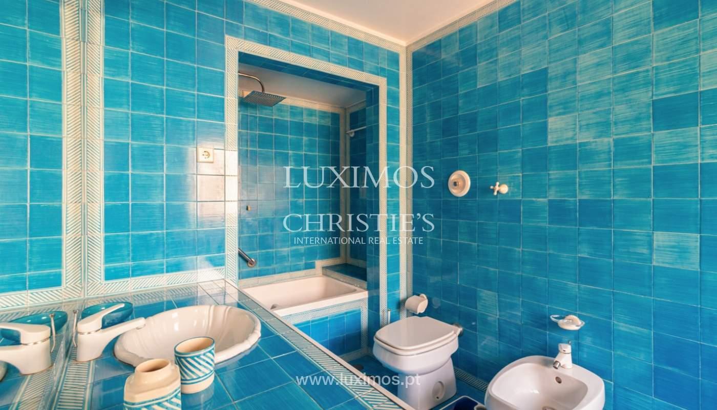 Appartement de luxe sur la 1ère ligne de mer, à vendre, Foz, Porto, Portugal_157472