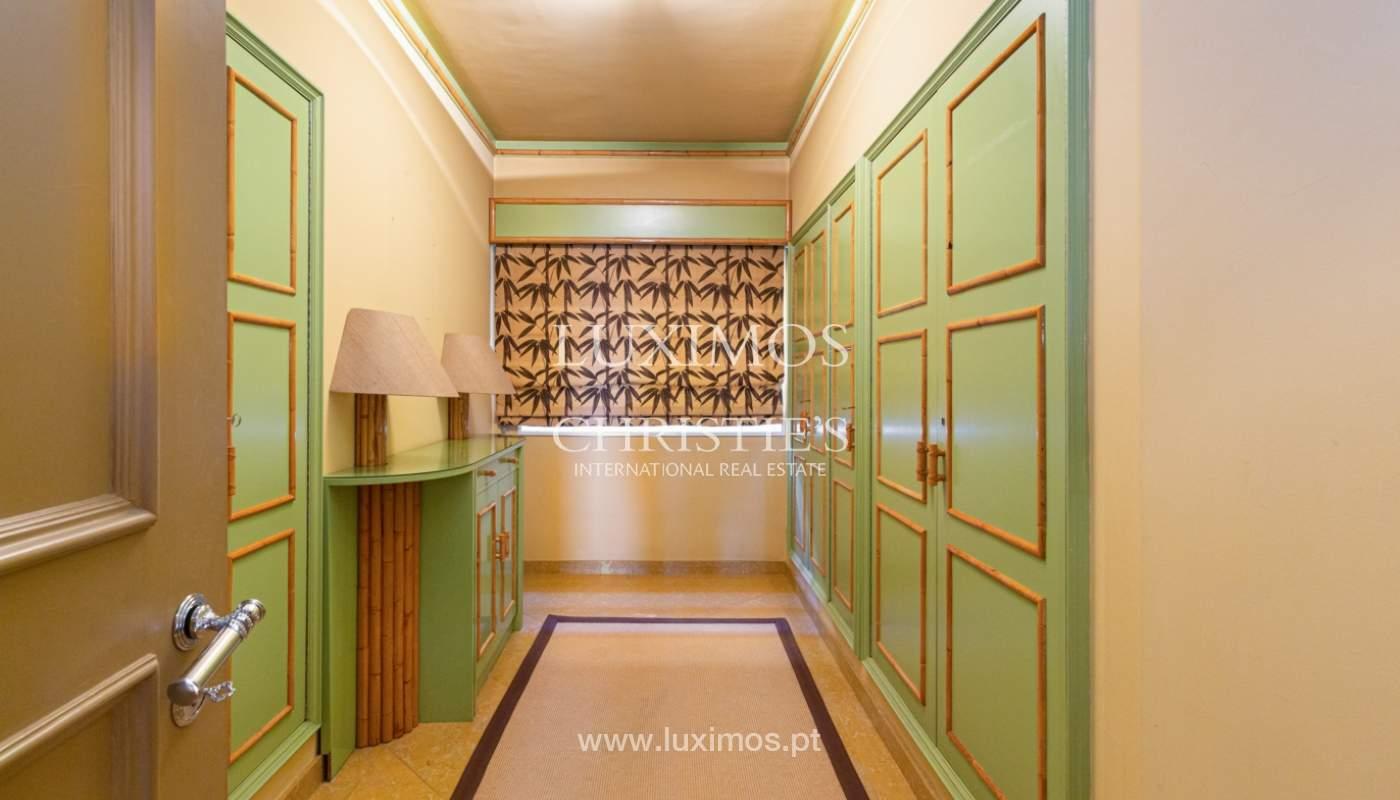Apartamento de lujo en primera línea de mar, en venta, Foz, Porto, Portugal_157478
