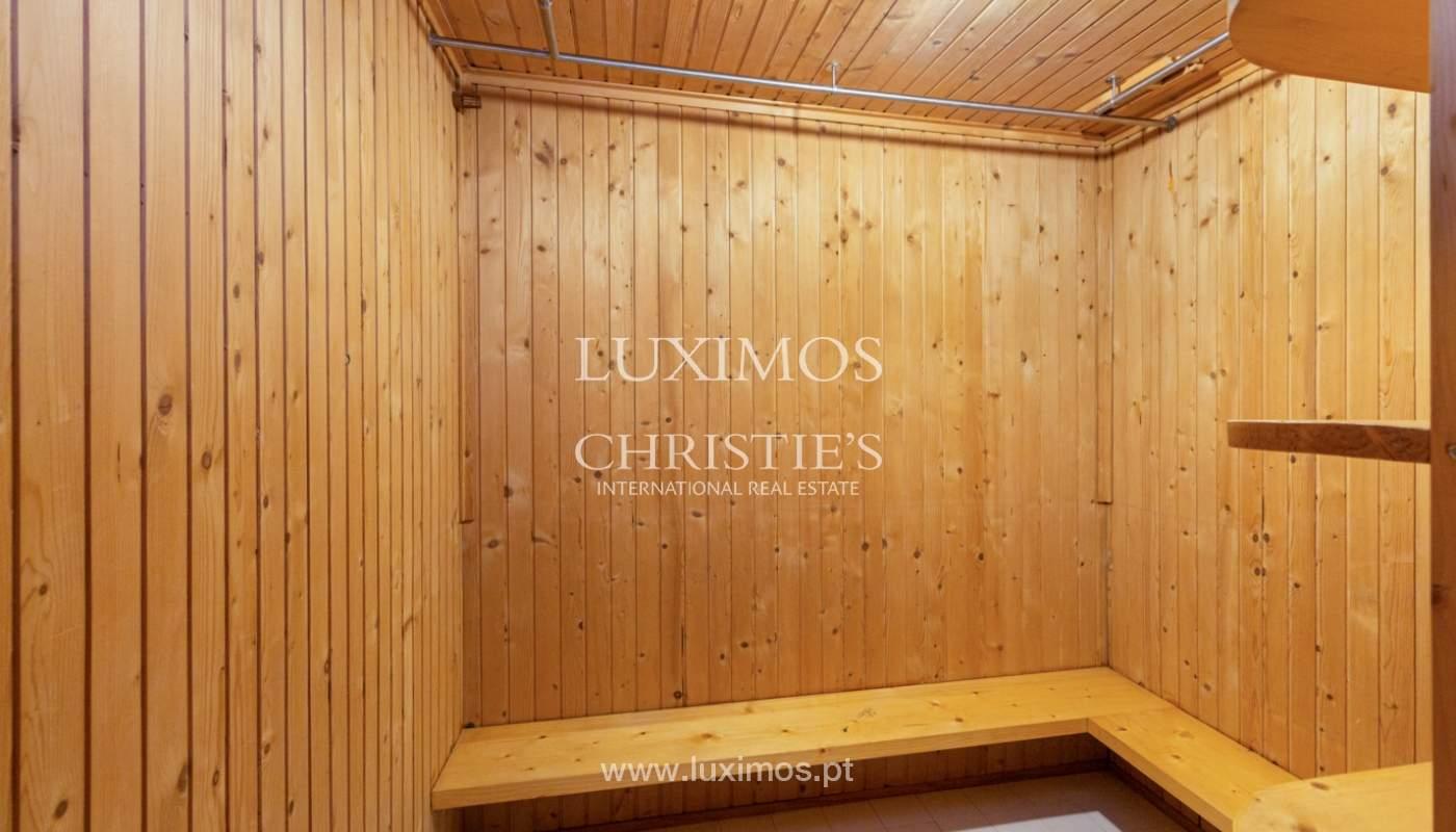 Luxuswohnung an der 1. Meereslinie, zu verkaufen, Foz, Porto, Portugal_157479