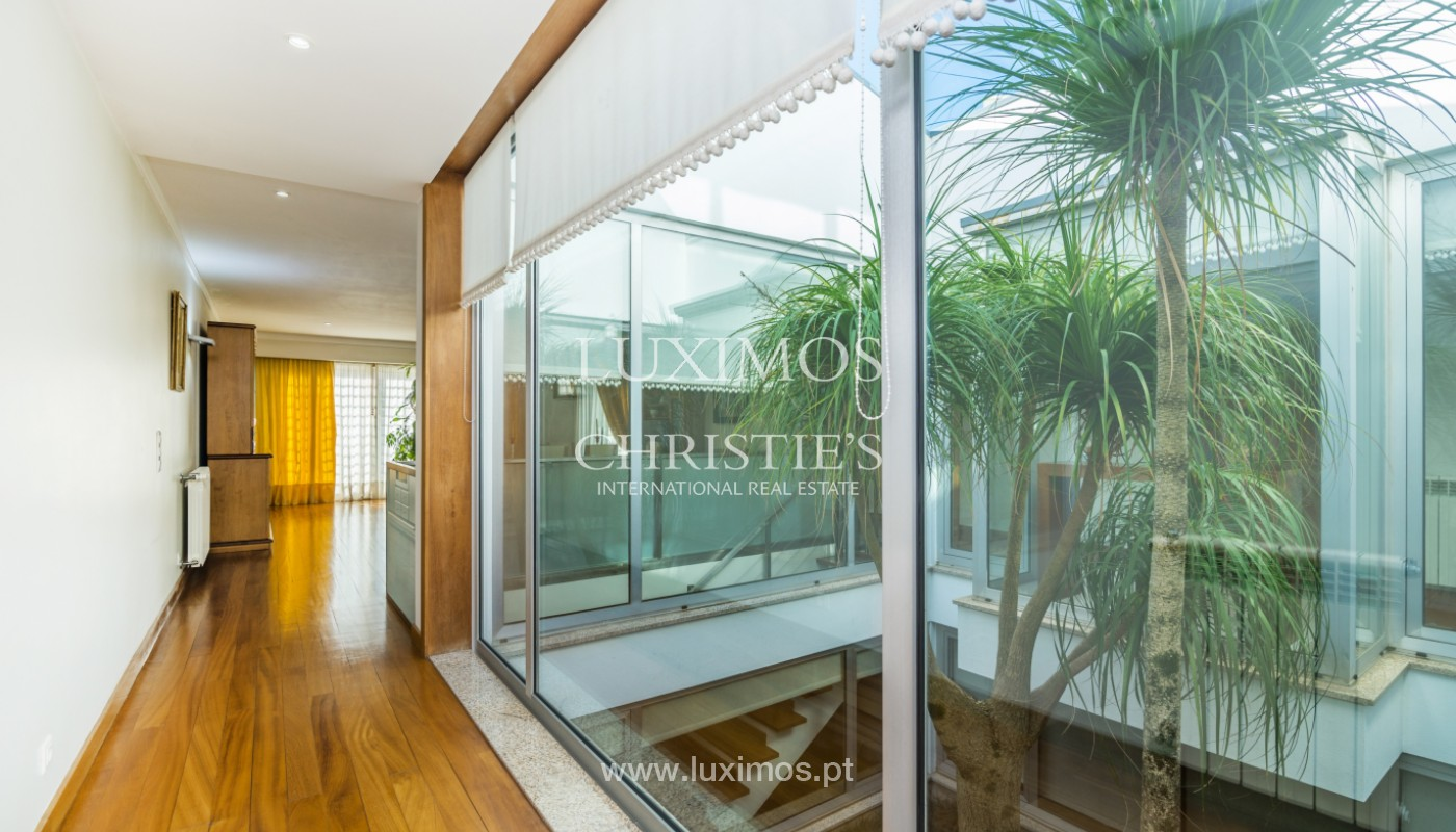 Modern villa with pool and garden, for sale, in Canidelo, Porto, Portugal_157486
