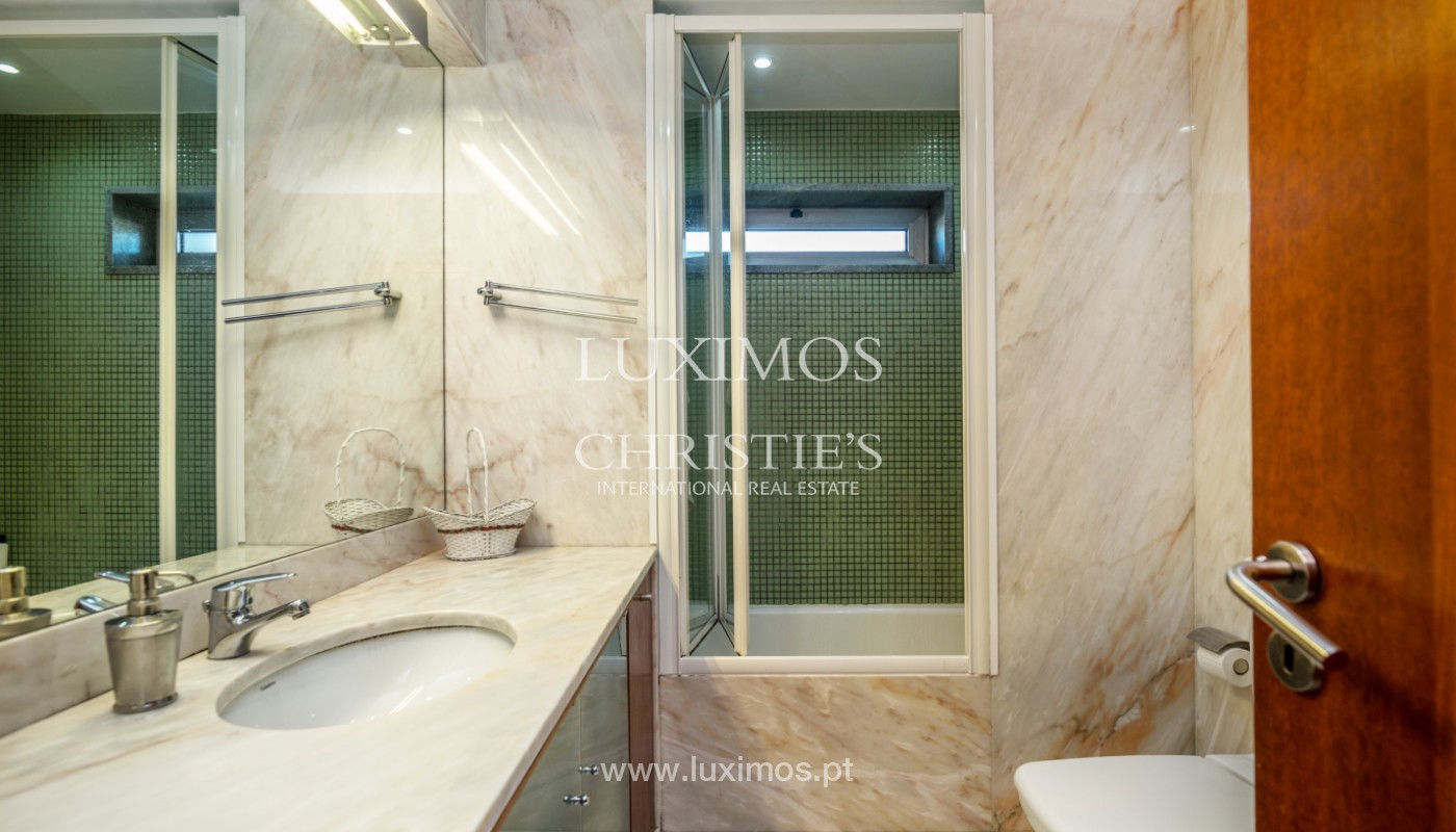 Modern villa with pool and garden, for sale, in Canidelo, Porto, Portugal_157489