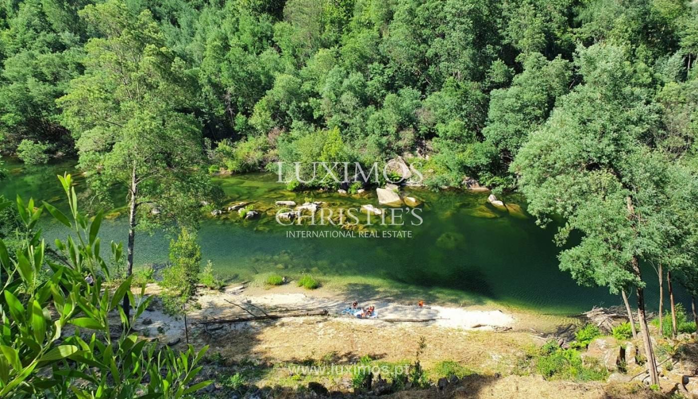 Verkauf von Grundstücken mit Flussblick, in Gerês, in Vieira do Minho, Portugal_157614