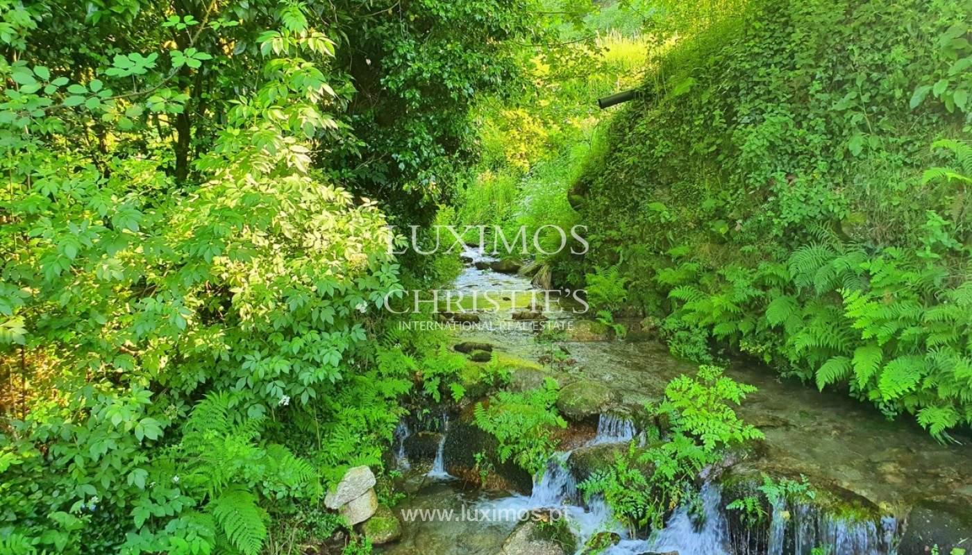 Venda de Propriedade com vistas rio, no Gerês, em Vieira do Minho_157615
