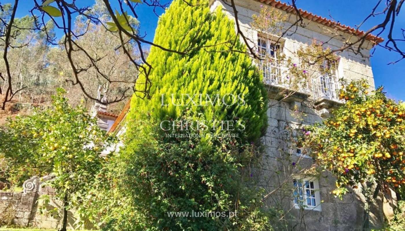 Verkauf von Grundstücken mit Flussblick, in Gerês, in Vieira do Minho, Portugal_157620