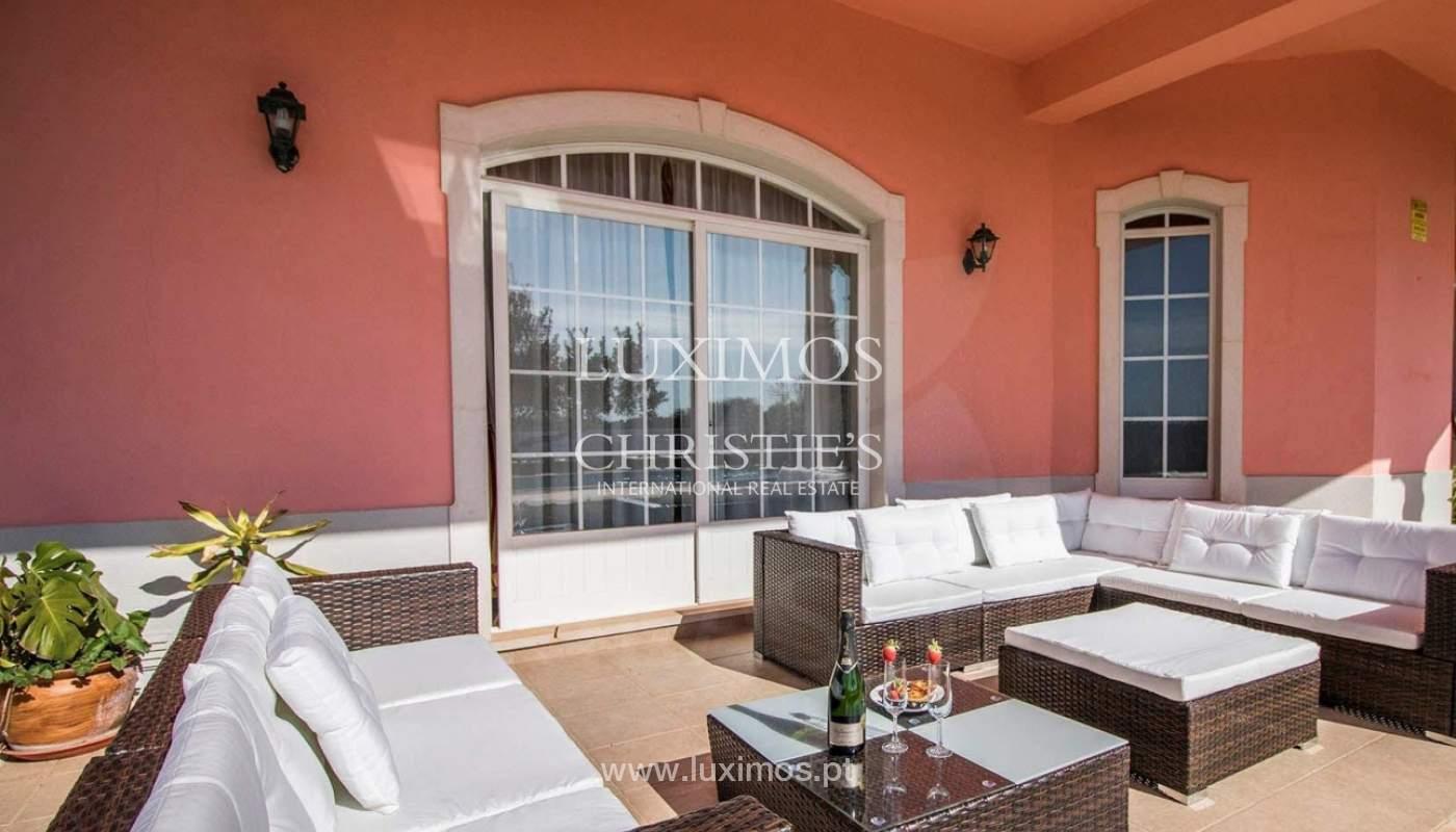 Bauernhof mit 4-Schlafzimmer-Villa und großem Grundstück, Bolqueime, Algarve_158009