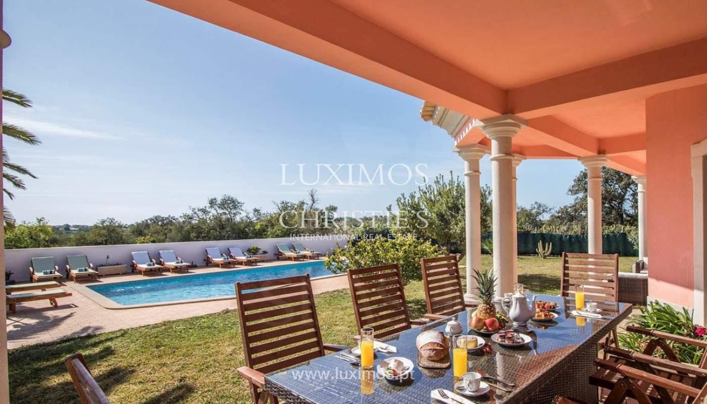 Ferme avec villa de 4 chambres et grand terrain, Bolqueime, Algarve_158011