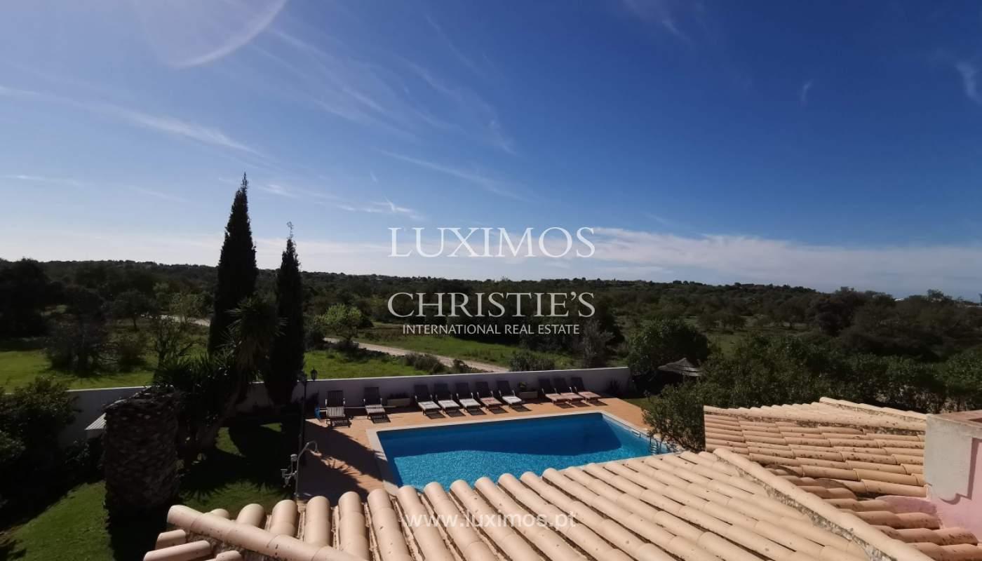 Bauernhof mit 4-Schlafzimmer-Villa und großem Grundstück, Bolqueime, Algarve_158045