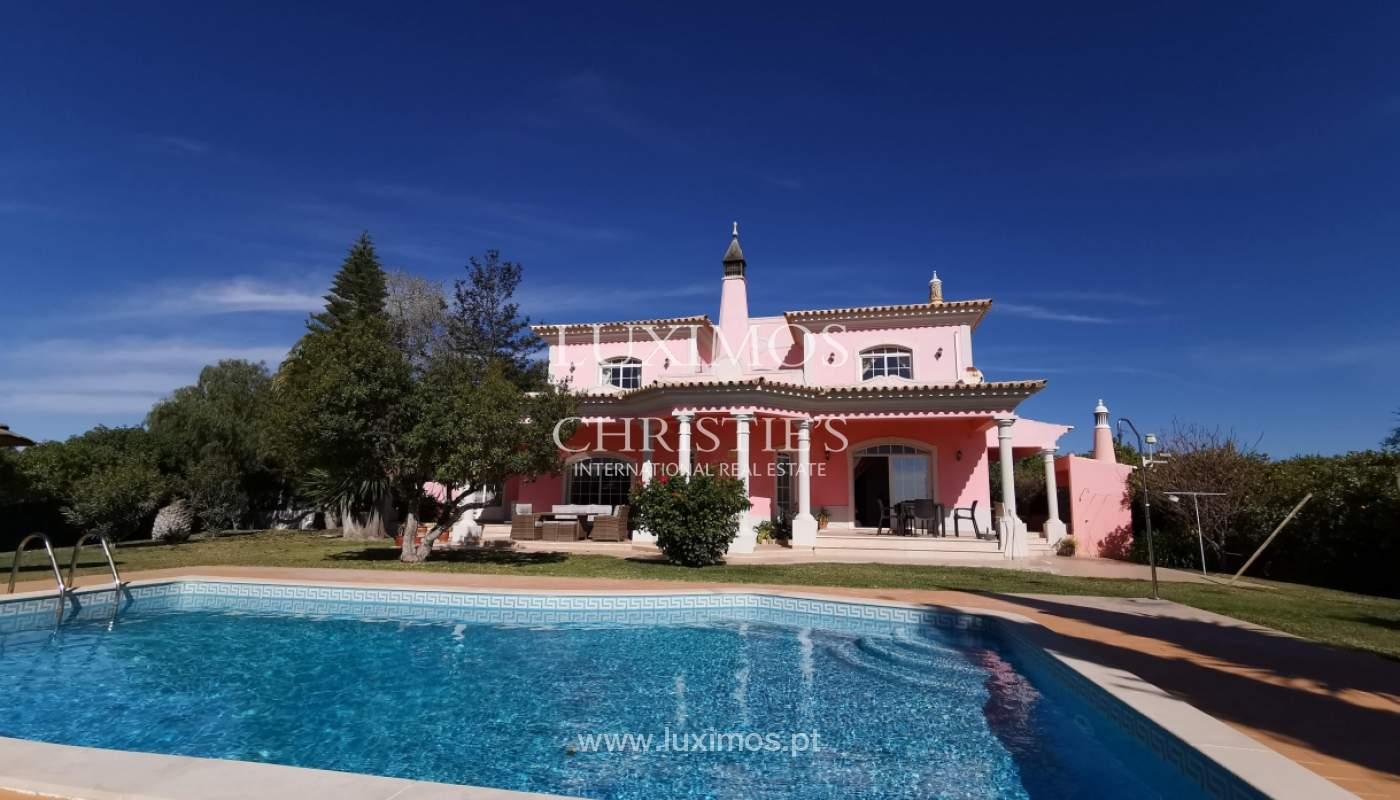 Quinta com moradia V4 e amplo terreno, Bolqueime, Algarve_158057