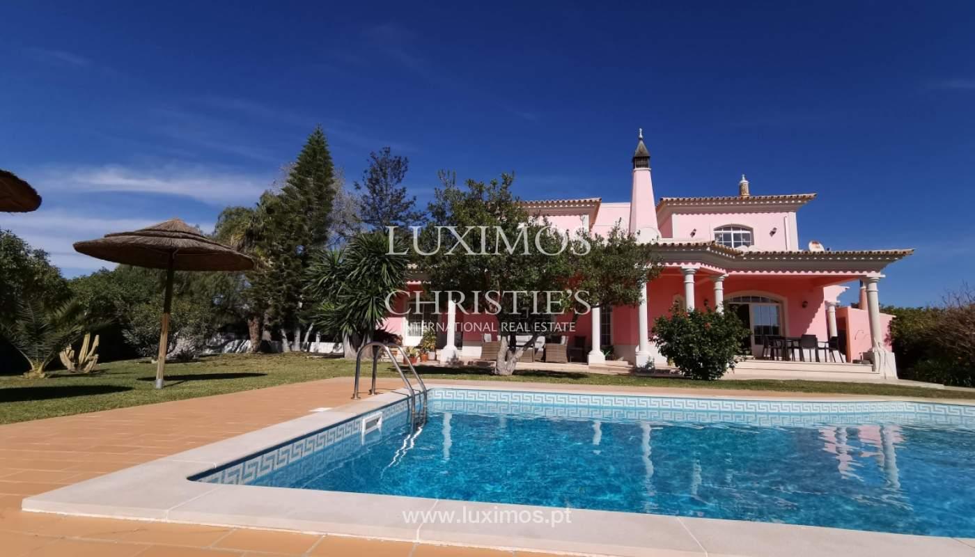 Bauernhof mit 4-Schlafzimmer-Villa und großem Grundstück, Bolqueime, Algarve_158058