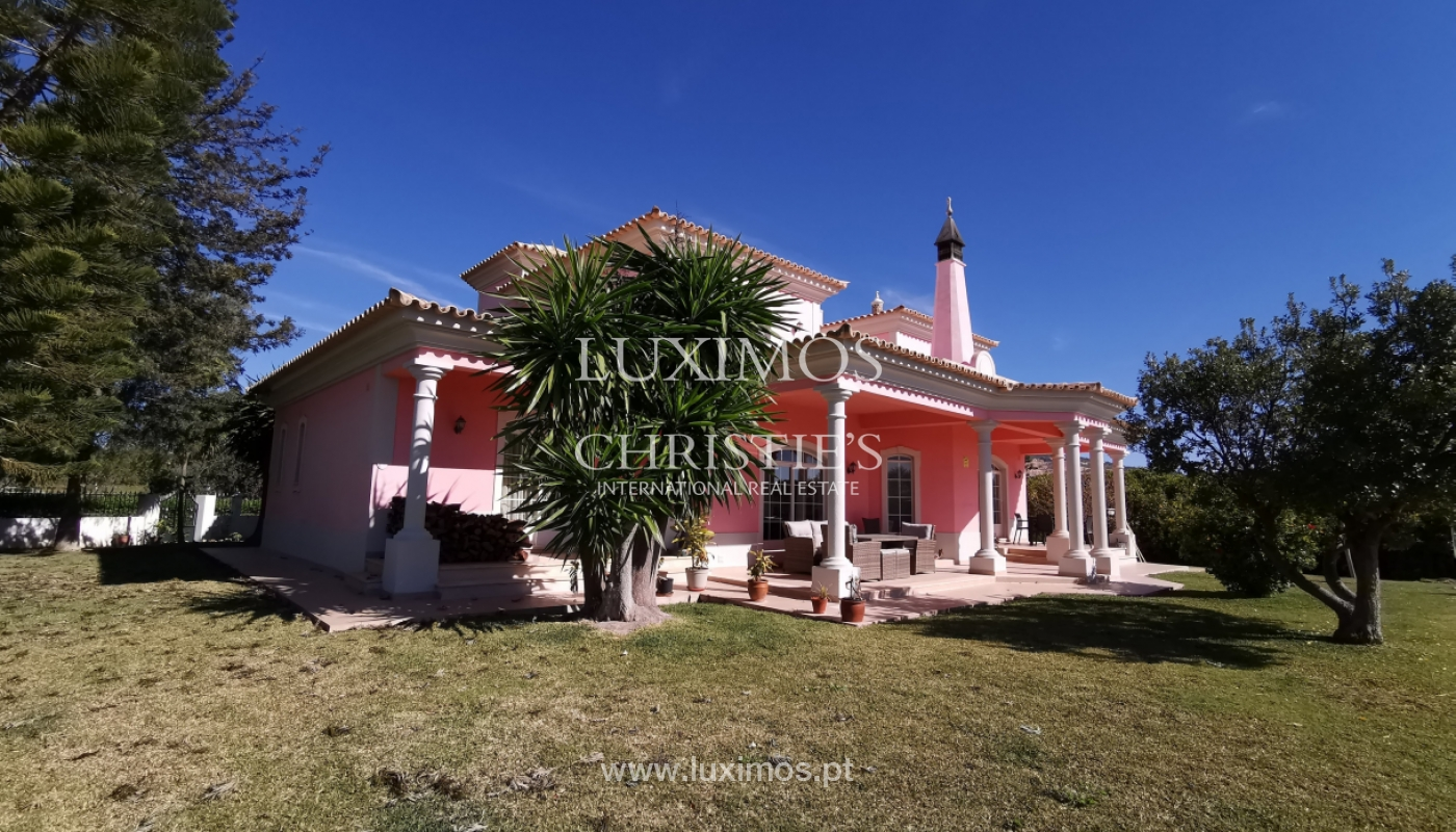 Bauernhof mit 4-Schlafzimmer-Villa und großem Grundstück, Bolqueime, Algarve_158060