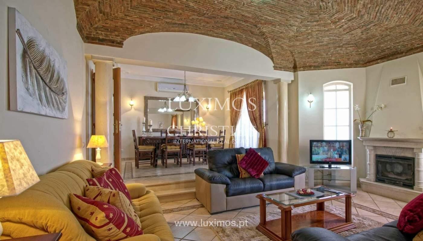 Bauernhof mit 4-Schlafzimmer-Villa und großem Grundstück, Bolqueime, Algarve_158084