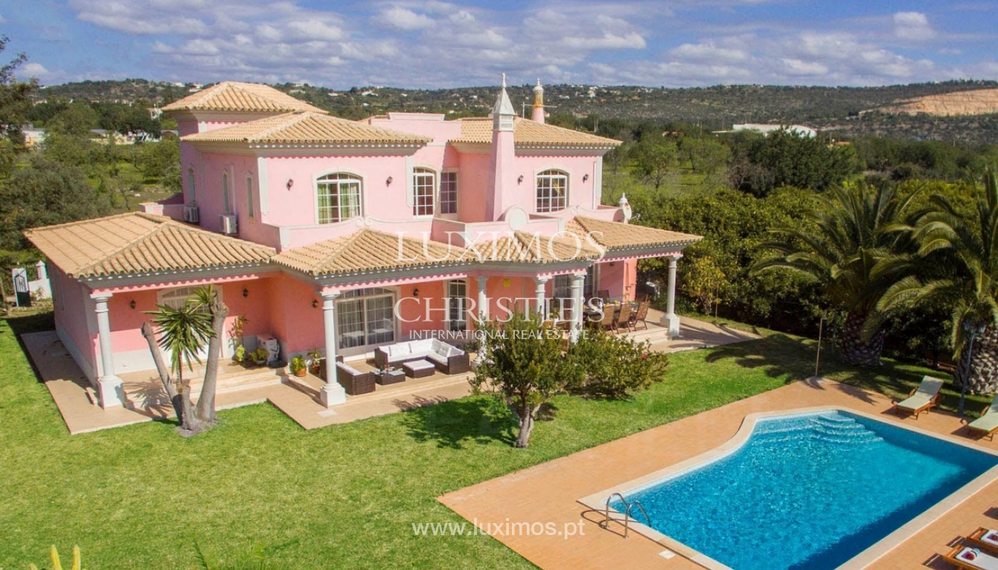 Ferme avec villa de 4 chambres et grand terrain, Bolqueime, Algarve_158085