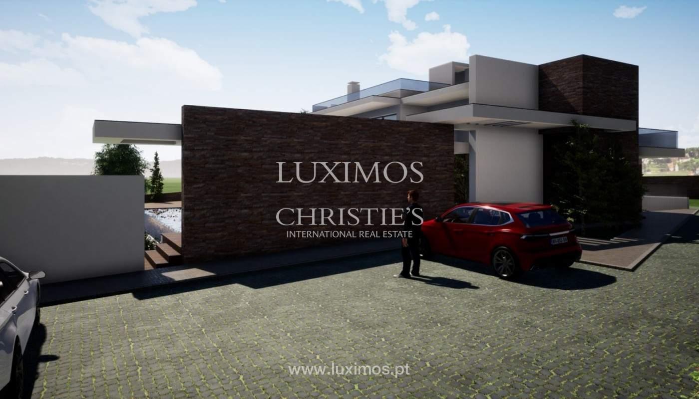 Villa moderna, con piscina y vista al mar, Carvoeiro, Algarve_158094