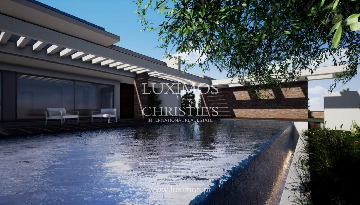 Villa moderna, con piscina y vista al mar, Carvoeiro, Algarve_158095