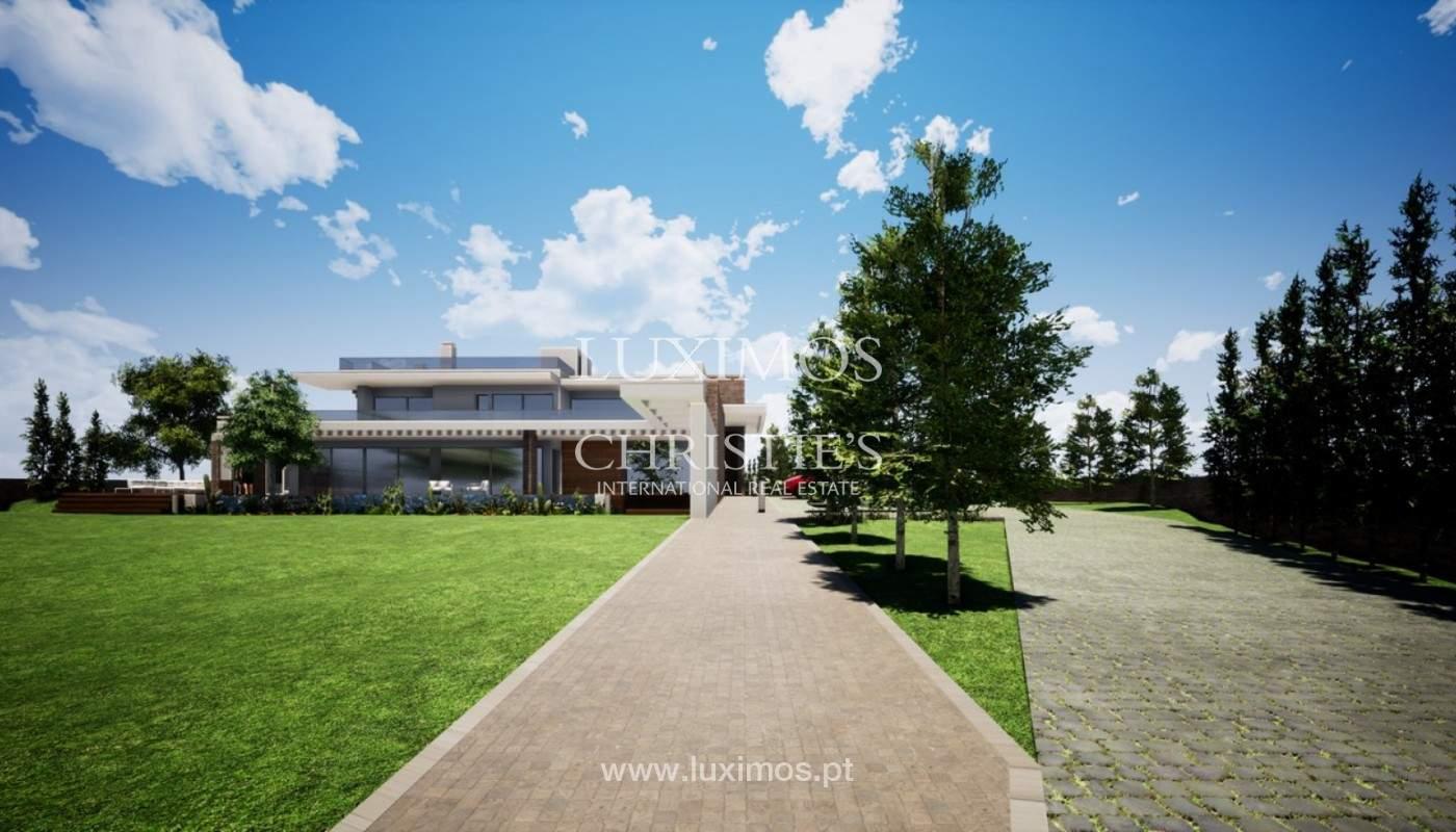 Villa moderna, con piscina y vista al mar, Carvoeiro, Algarve_158100