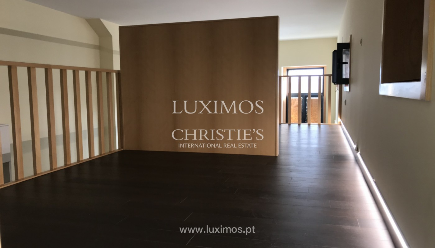New mezzanine apartment, for sale, in Porto Centre, Portugal_158119