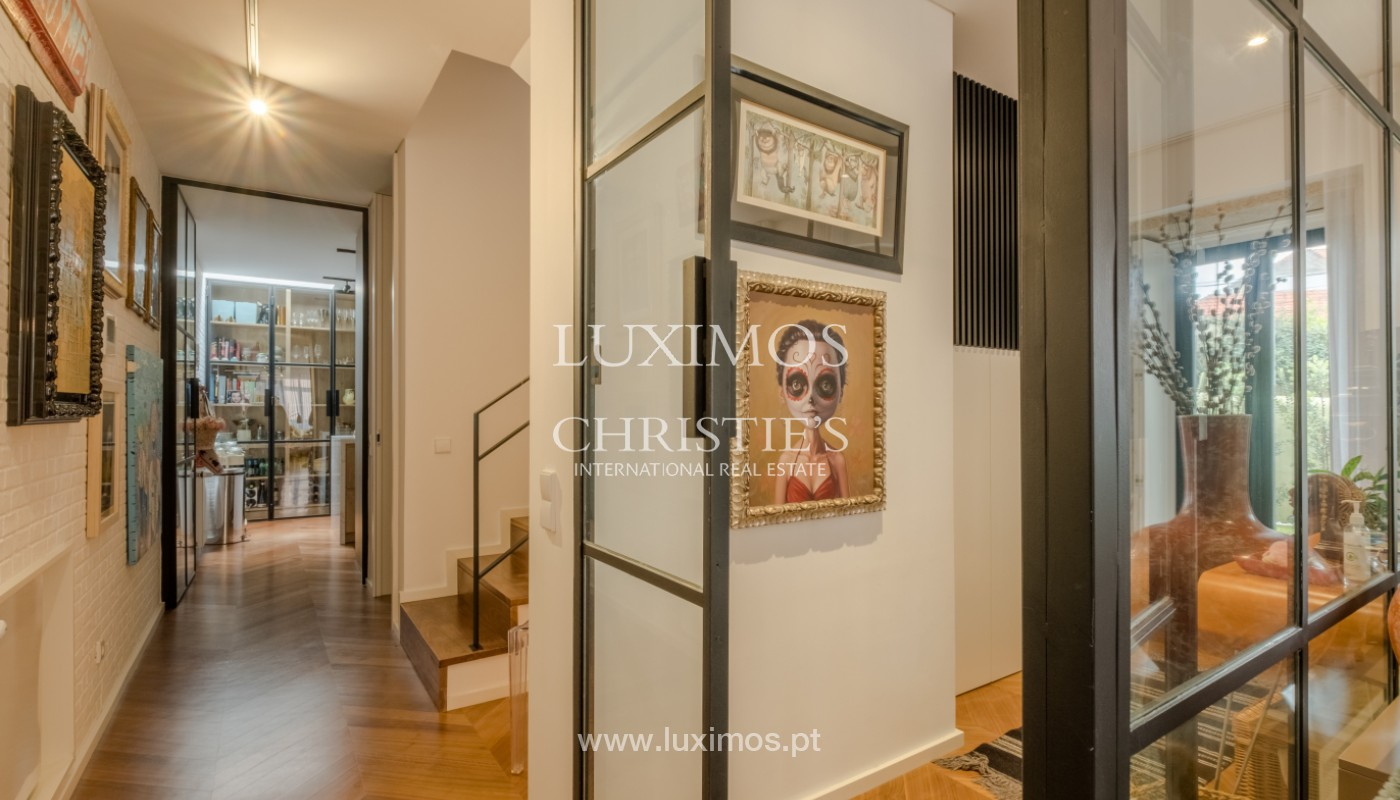 House with river and sea views, for sale, at Foz Velha, Porto, Portugal_158407