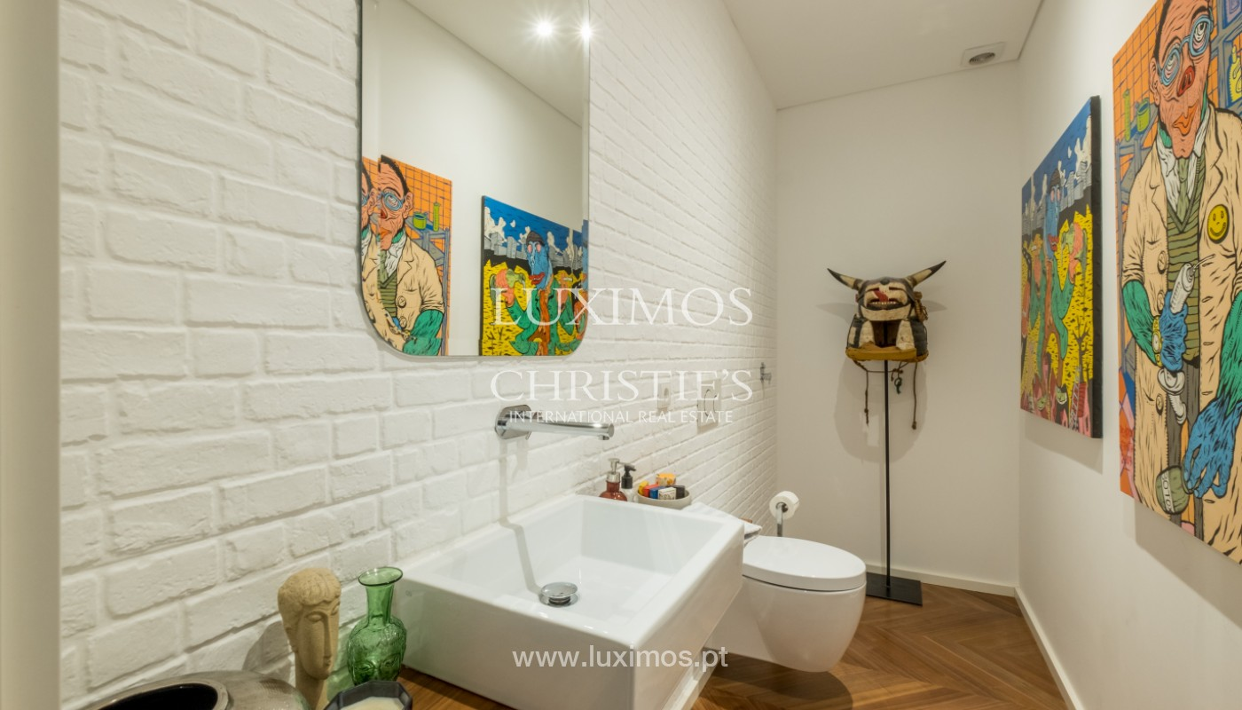 House with river and sea views, for sale, at Foz Velha, Porto, Portugal_158411