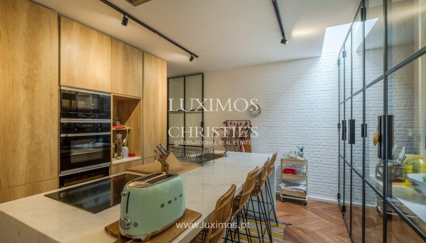 House with river and sea views, for sale, at Foz Velha, Porto, Portugal_158416
