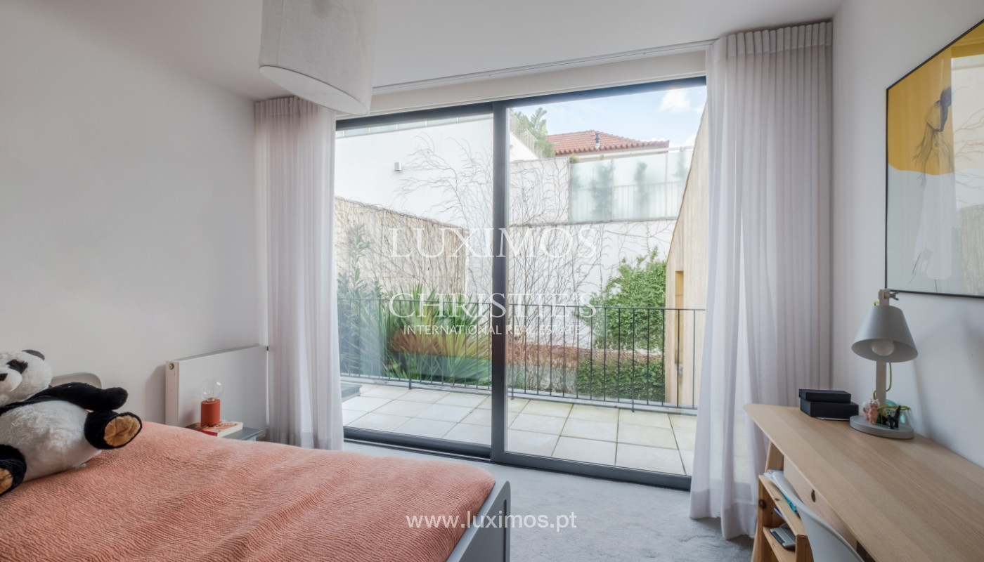 House with river and sea views, for sale, at Foz Velha, Porto, Portugal_158436