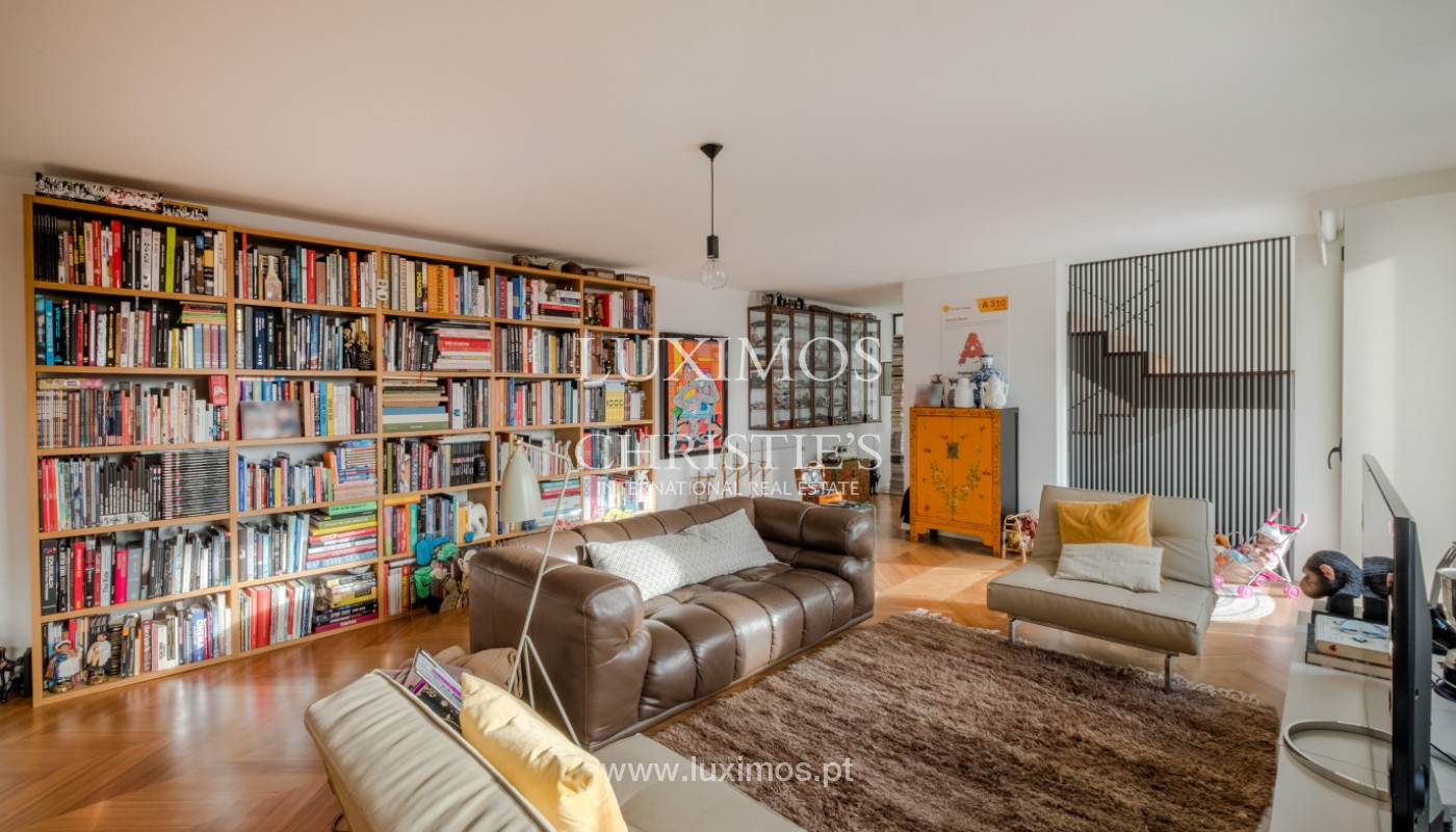 House with river and sea views, for sale, at Foz Velha, Porto, Portugal_158443