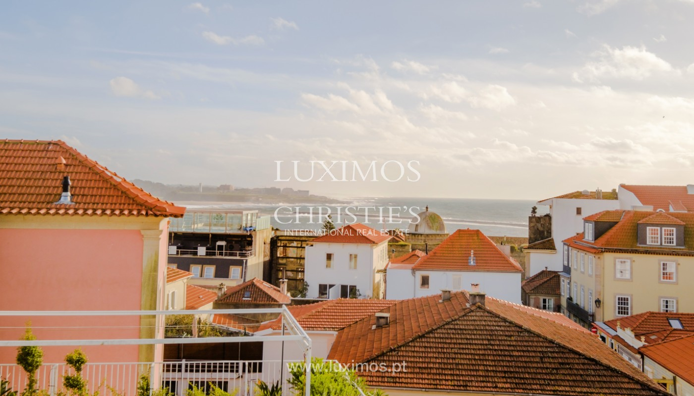House with river and sea views, for sale, at Foz Velha, Porto, Portugal_158454