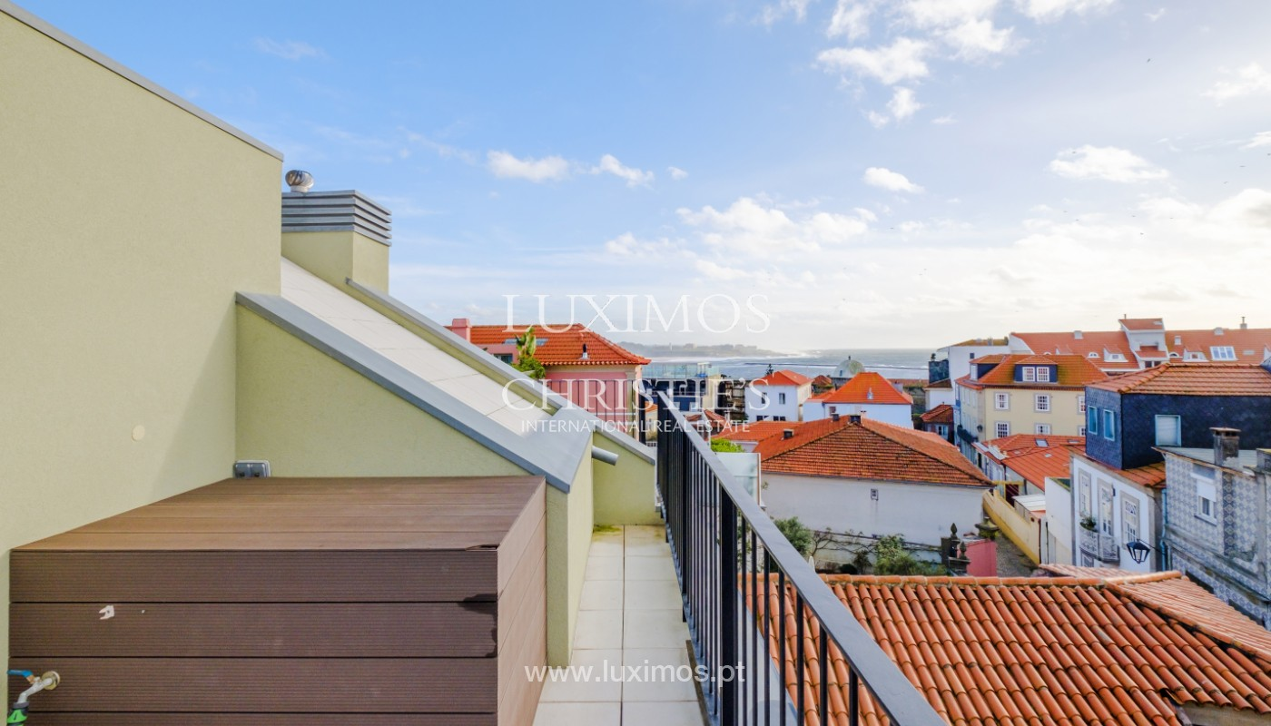 House with river and sea views, for sale, at Foz Velha, Porto, Portugal_158458