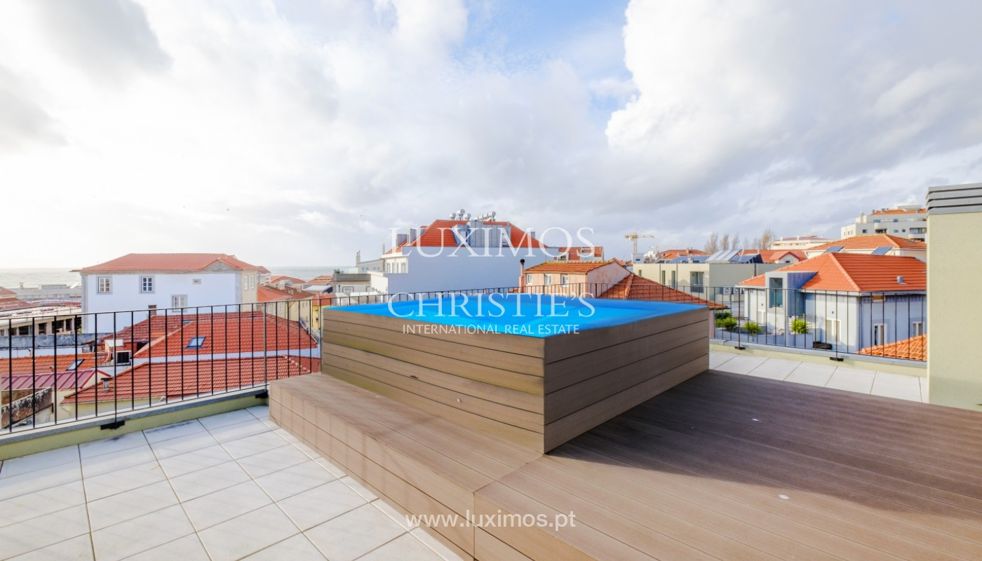 House with river and sea views, for sale, at Foz Velha, Porto, Portugal_158464