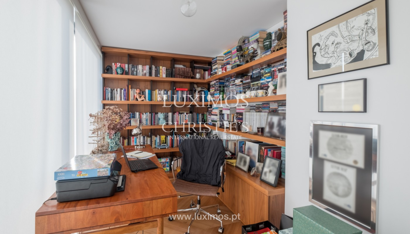 House with river and sea views, for sale, at Foz Velha, Porto, Portugal_158466